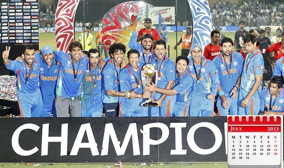 Wallpaper Team India National Cricket Team Indian: Indian Cricket Team Calendar 2013: New Year Calendar For